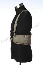 Hot sale and durable metal military belt buckles military tactical belt ,web belt