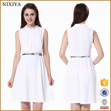 New White Cheap Wedding Evening Vintage Dress Online Shopping