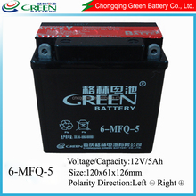 Sealed 12 Volts Agm Gel Vrla Storage Battery Dry Cell Motorcycle Battery