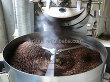 Stainless Steel Gas Commercial Drum 3kg Coffee Roaster for Sale