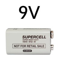 super heavy duty 1604S for SUPERCELL battery for electric