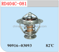 Cost effective auto parts Thermostat 90916-03093 For Mitsubishi/Toyota/Lexus