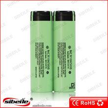 Honest!!! flat cell lithium ion battery 18650B 3400mah 3.7v li-ion battery 18650 3400mah high drain lithium battery