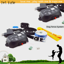 Waterproof Rechargeable Electric Wireless Dog Collar for Dog Fence Training