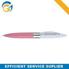 Pink Sakura Classic Business Metal Ball Pen