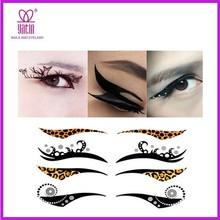 Instant eyeshadow sticker / eye tattoo sticker / eye sticker