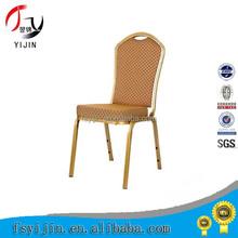 Venda quente empilhável antigo cadeira da sala de jantar