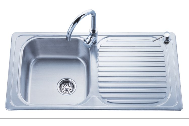 Cheap Stainless Steel Sinks,Steel Sinks,304 Sink,Kitchen Sinks,Kitchen ...