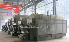 good quality factory price horizontal fire tube or water tube solid fuel boiler for rice mill