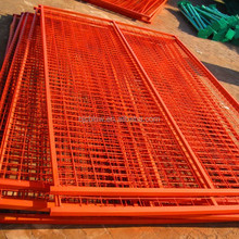 China made temporary fencing for sale & aluminium temporary fencing for sale