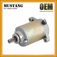 Motorcycle Engine Parts / Motorcycle Starter Motor for Suzuki AN125