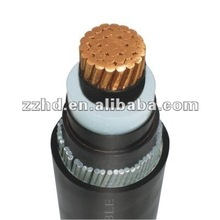 MV 11kv XLPE INSULATED ELECTRICAL POWER CABLE