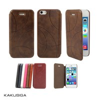 Hot sale smart pu leather unbreakable phone case for i5c