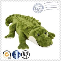 China wholesale custom cute small cheap stuffed toy alligator