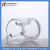 LongRun popular 350g unique shape drinking glass cup with ball