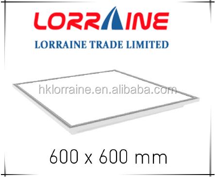 Ulは5年保証40ワット50ワットエッジ点灯2ft × 2フィートledパネルライトは中国製