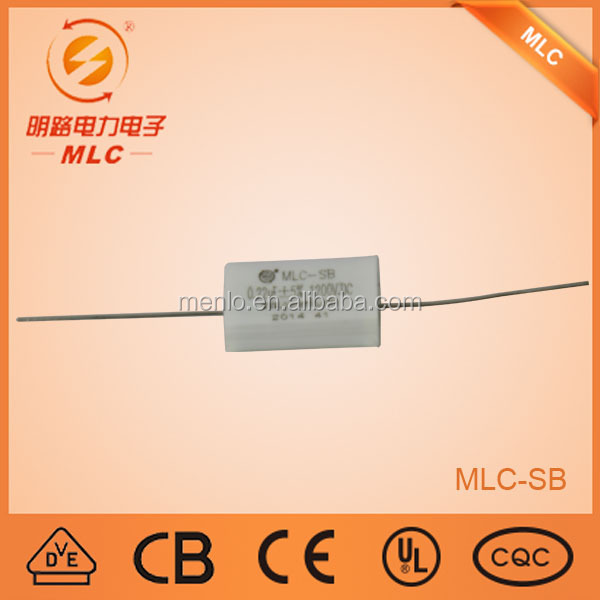 MLC-SB (0.22/1200) High ranged motor capacitor ac fan motor wiring diagram