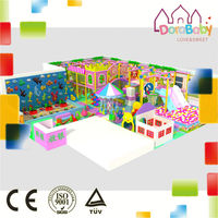 Wonderful plastic playground equipment, children amusement theme park rides
