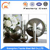 stainless steel decorative hollow ball made in china factory
