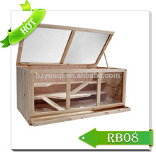2014 new pet product solid wood mouse cage
