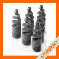 Plastic PVC Spiral Full Cone jet Nozzle