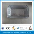 eletrodomésticos recicláveis venda quente da folha de alumínio da embalagem para alimentos e sobremesas