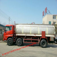 DTA water/chemical aicds/oil/petrol,Fuel Tanker truck Bei Ben military tanker trailer off road factory sale TOM: 86-15271357675