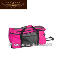 travel teens cosmetic trolley bag sport bag trolley