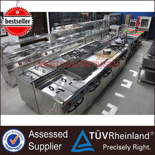 Fast Food Restaurant Equipment For Sale