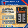 Factory Price HSS Inlay 82mm Planer Blade Cutting Tools