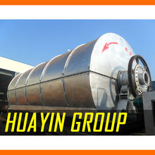 European Standrad oil refinery for sale machine from first pyrolysis machine manufacturer