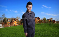 Durable simple design work suit for assembly line workers