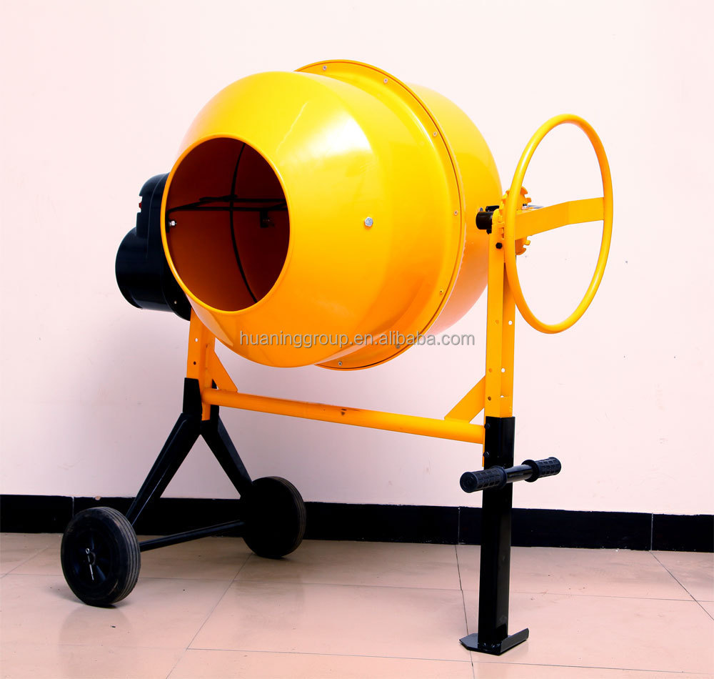 Simple structure small concrete mixer for sale buy small for Cement mixer motor for sale