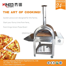Customized Luxury Type Wood Fired Tunnel Oven Tunnel Furnace Bread Oven/Bakery Oven