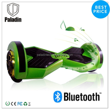 2015 NEW Model Self Balance Two Wheel Scooter with Colorful Led Light and Bluetooth