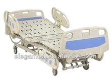 Electric Three-function Medical Care Bed with Adjustment 450~720mm