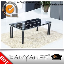 DYG170 Danyalife Hot Selling Living Room Tempered Glass Side Table