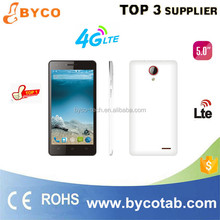 mobile phone 4g lte 5 inch screen china Android 5.1cell phone unlocked
