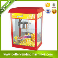 Mini Commercial Caramel Popcorn Machine