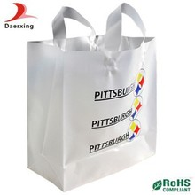 buyer request high quality handle plastic bag made in Guangdong