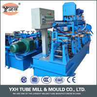 Middle East Metal Tube Manufacture Machine Automatic Welded Pipe Making Machine