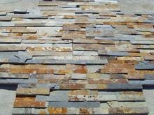 slate stone tiles,rusty color natural slate
