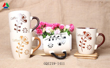 New design europe mug ceramic mug wholesale coffee mug