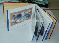 Hardcover books publications printing with gloss art paper