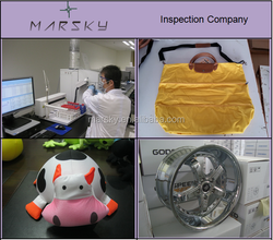 services/products/during production inspection/pre shipment inspection/container inspection/sport clothing inspection service