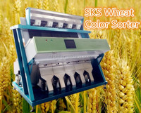 High Accuracy and Digital Wheat Color Separation Machine in China/CCD Color Sorter for Grain Wheat