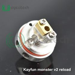 china rebuildable atomizer 2015 kayfun monster v2 wood mod box clone kayfun monster v2 box mod mini by eycotech