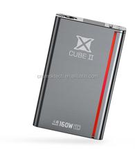 ecig high quality smok x cube mod version ii TC 160w