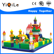 Latest jumpers inflatable,inflatable castle with slide,inflatable bouncing castle