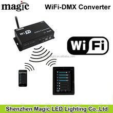 Android system DC12V USB WIFI DMX Converter
